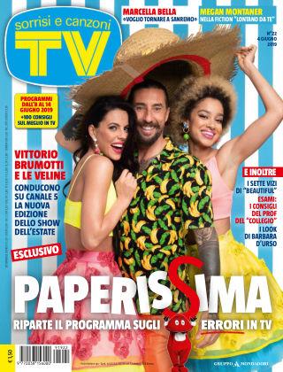 TV Sorrisi e Canzoni 2019-06-04