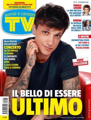 TV Sorrisi e Canzoni 2019-06-25