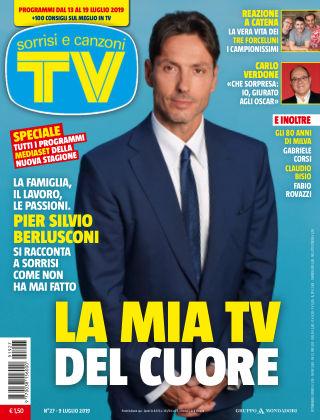 TV Sorrisi e Canzoni 2019-07-09