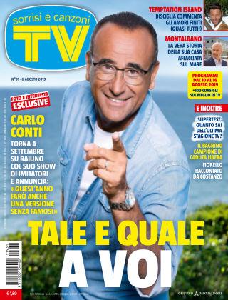 TV Sorrisi e Canzoni 2019-08-06