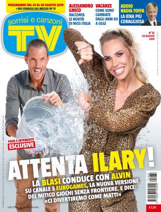 TV Sorrisi e Canzoni 2019-08-20