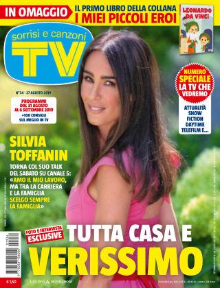 TV Sorrisi e Canzoni 2019-08-27