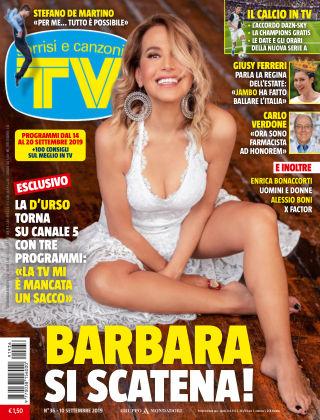 TV Sorrisi e Canzoni 2019-09-10