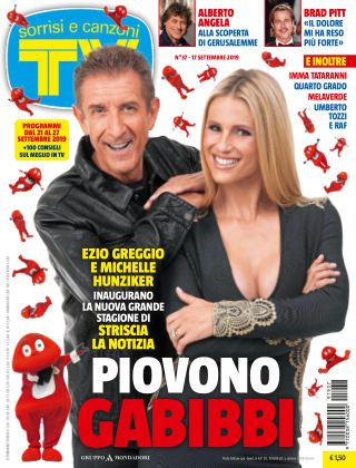 TV Sorrisi e Canzoni 2019-09-17