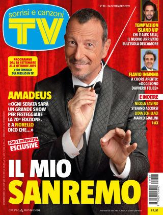 TV Sorrisi e Canzoni 2019-09-24