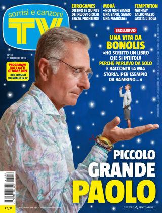 TV Sorrisi e Canzoni 2019-10-01