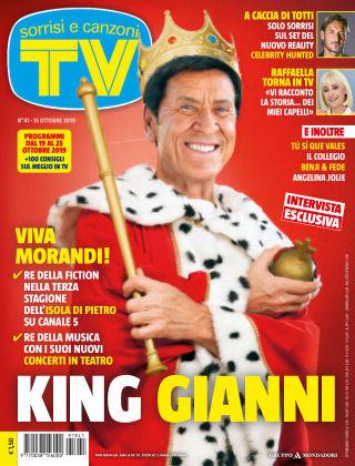 TV Sorrisi e Canzoni 2019-10-15
