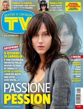 TV Sorrisi e Canzoni 2019-10-22