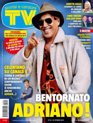 TV Sorrisi e Canzoni 2019-10-29