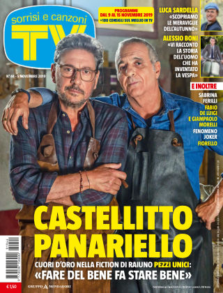 TV Sorrisi e Canzoni 2019-11-05