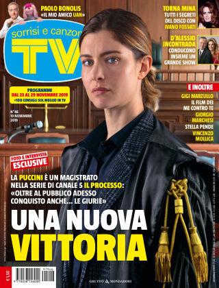 TV Sorrisi e Canzoni 2019-11-19