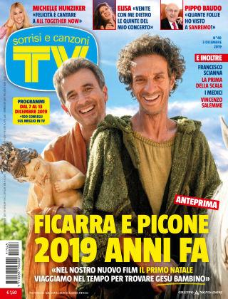 TV Sorrisi e Canzoni 2019-12-03