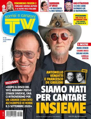 TV Sorrisi e Canzoni 2019-12-10