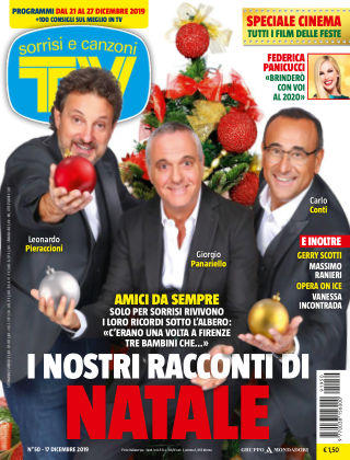 TV Sorrisi e Canzoni 2019-12-17