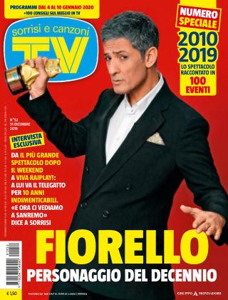 TV Sorrisi e Canzoni 2019-12-31