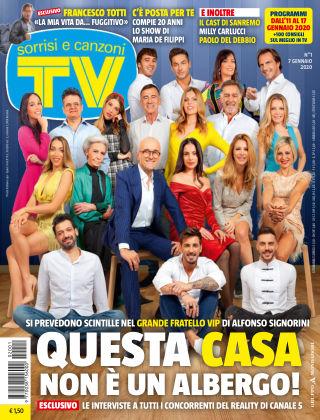 TV Sorrisi e Canzoni 2020-01-07