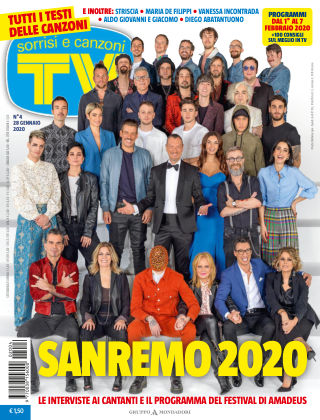 TV Sorrisi e Canzoni 2020-01-28