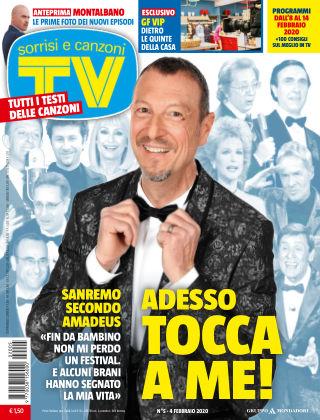 TV Sorrisi e Canzoni 2020-02-04
