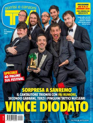 TV Sorrisi e Canzoni 2020-02-10