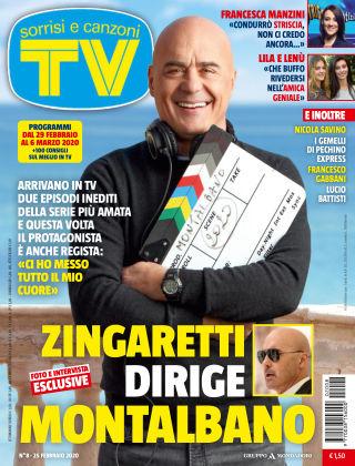 TV Sorrisi e Canzoni 2020-02-25
