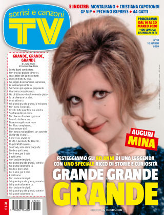 TV Sorrisi e Canzoni 2020-03-10