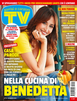 TV Sorrisi e Canzoni 2020-03-24