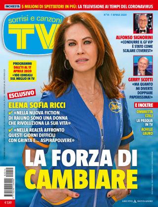TV Sorrisi e Canzoni 2020-04-07