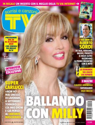 TV Sorrisi e Canzoni 2020-06-16