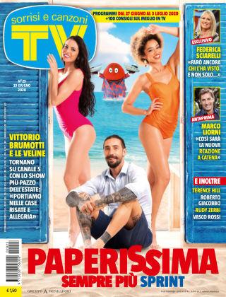 TV Sorrisi e Canzoni 2020-06-23