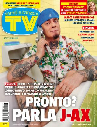 TV Sorrisi e Canzoni 2020-07-07