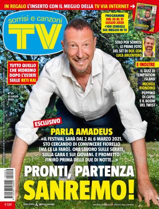 TV Sorrisi e Canzoni 2020-07-21