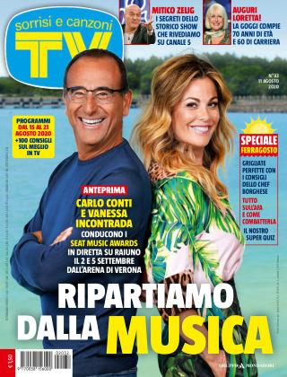 TV Sorrisi e Canzoni 2020-08-11