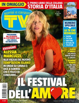 TV Sorrisi e Canzoni 2020-08-25