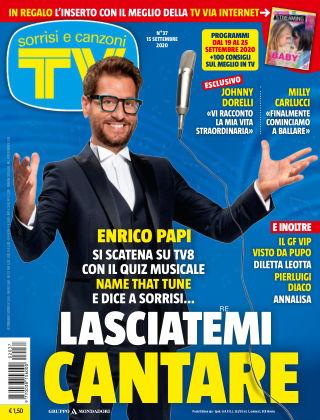 TV Sorrisi e Canzoni 2020-09-15