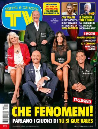 TV Sorrisi e Canzoni 2020-10-13