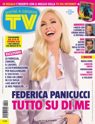 TV Sorrisi e Canzoni 2020-10-20