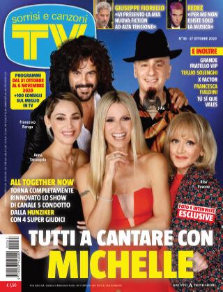 TV Sorrisi e Canzoni 2020-10-27
