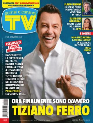 TV Sorrisi e Canzoni 2020-11-03