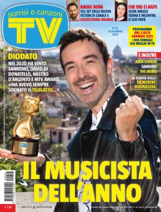 TV Sorrisi e Canzoni 2020-12-29