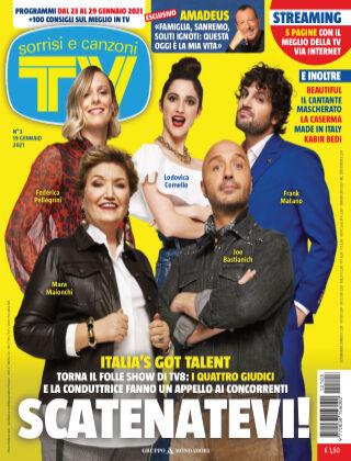 TV Sorrisi e Canzoni 2021-01-19