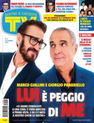 TV Sorrisi e Canzoni 2021-01-26