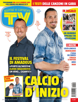 TV Sorrisi e Canzoni 2021-02-03