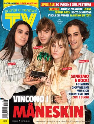 TV Sorrisi e Canzoni 2021-03-09