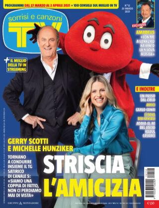 TV Sorrisi e Canzoni 2021-03-23