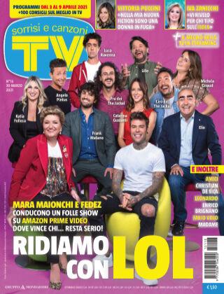 TV Sorrisi e Canzoni 2021-03-30