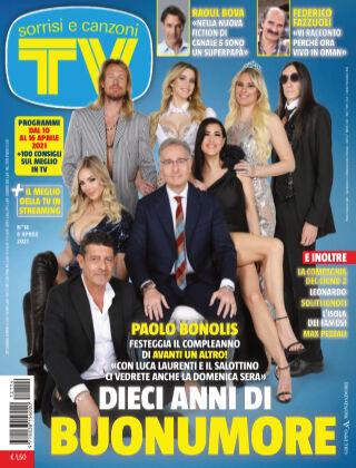 TV Sorrisi e Canzoni 2021-04-06