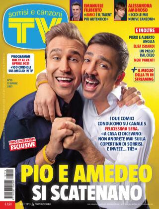 TV Sorrisi e Canzoni 2021-04-13