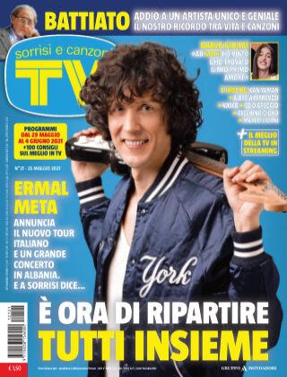 TV Sorrisi e Canzoni 2021-05-25
