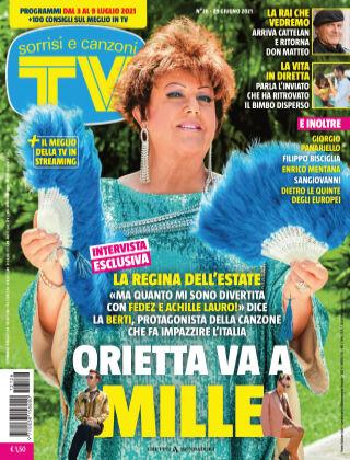 TV Sorrisi e Canzoni 2021-06-29