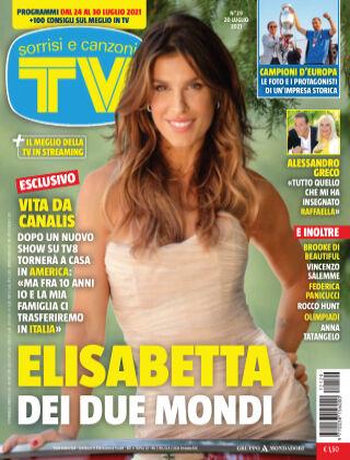 TV Sorrisi e Canzoni 2021-07-20